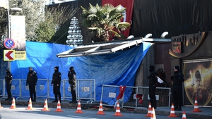 39 people were killed in the attack on the Reina nightclub