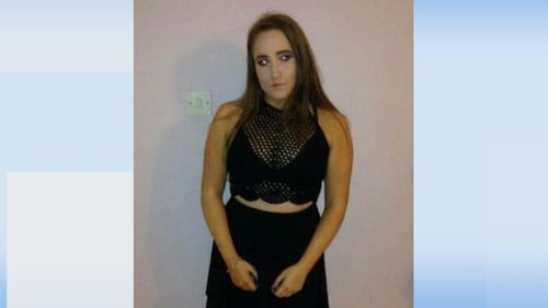 Katie Hughes was last seen in Clondalkin at around 10.25pm on 31 December
