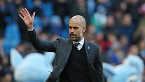 Pep Guardiola's Manchester City face Arsenal in the semi-finals of the FA Cup at Wembley at 3pm on Sunday