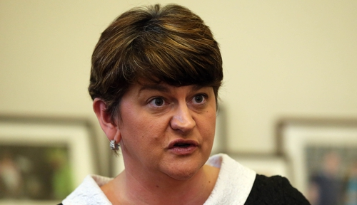 Northern Ireland's First Minister Arlene Foster has repeatedly blamed her officials for the debacle