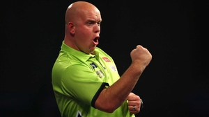Michael van Gerwen ended a three-year wait to win the PDC World Championship