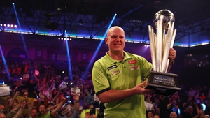 Michael van Gerwen has dominated the circuit in the past 12 months