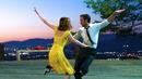 It's four Oscars so far for La La Land