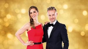 Nicky Byrne & Amanda Byram kick off Dancing With the Stars