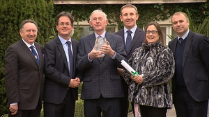 Kildare took top spot at the awards ceremony