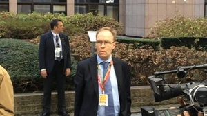 Ivan Rogers was appointed to the ambassadorial role in November 2013