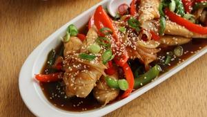 The Wonky Spatula's Chicken Teriyaki