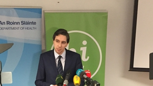 Simon Harris has denied claims the situation is 'entirely predictable'