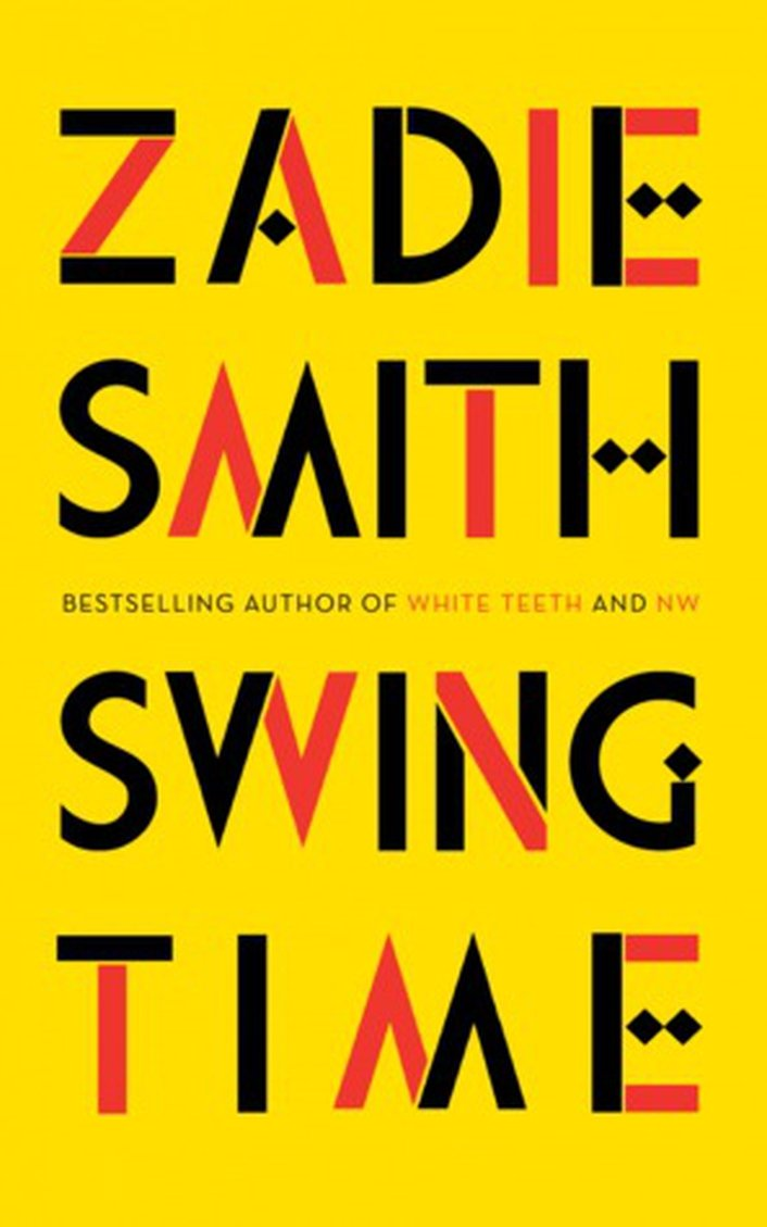 Review:  'Swing Time' by Zadie Smith