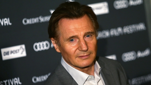 "Liam Neeson - ""The thrillers, that was all a pure accident"""