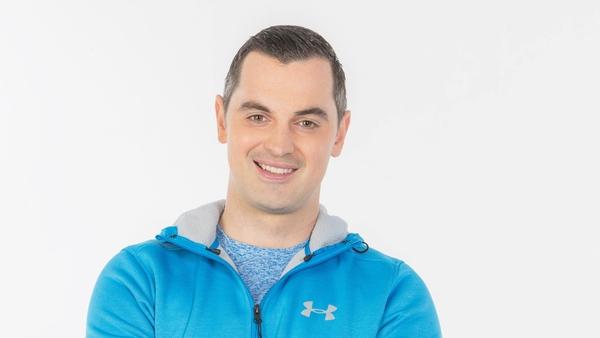 OT fitness expert Karl Henry