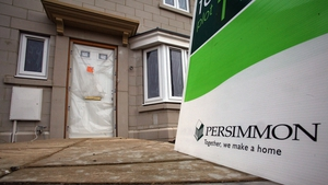 Persimmon said it built 7,933 homes in the UK in the six months to the end of December