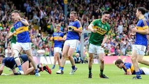 Kerry and Tipperary meet in the first round of the McGrath Cup