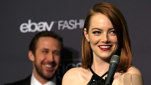 Golden Globe Nominee Emma Stone