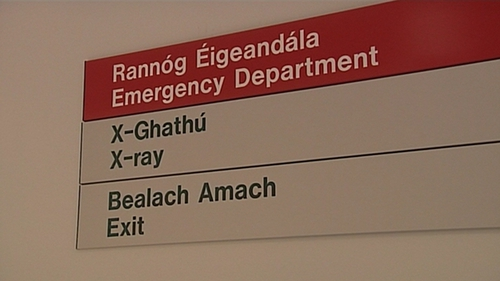Simon Harris: Emergency departments open despite work stoppage threat