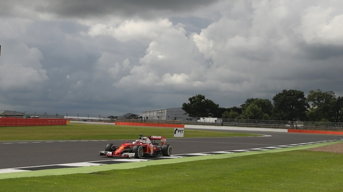Doubts have been raised over the future of F1 at Silverstone