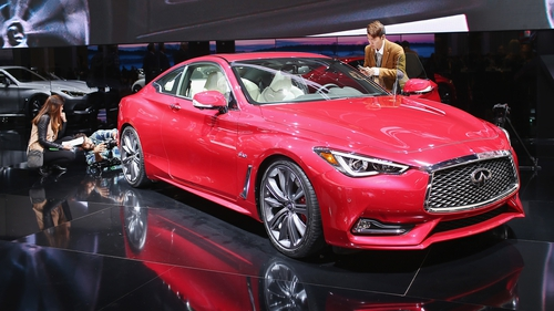 Nissan will stop manufacturing Infiniti models at Sunderland