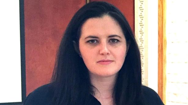 Stormont Justice Minister Claire Sugden