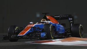 The future looks very bleak for the Manor F1 team
