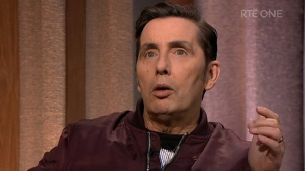 """Christy Dignam - """"I don't measure success in commercial return"""""""