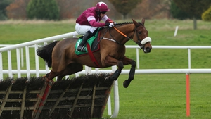 Death Duty claimed a first win over fences
