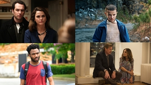 The Americans; Stranger Things; Atlanta and Divorce