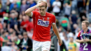 Ian Maguire reacts after Cork's All-Ireland qualifier defeat to Donegal in Croke Park last July