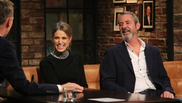 The Late Late Show: Amy Huberman & Neil Morrissey