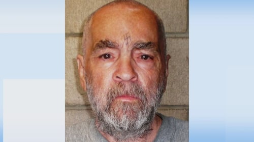 Charles Manson dies of natural causes in California hospital