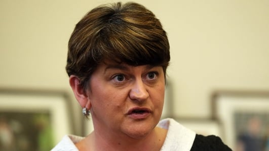SF: public 'need to pass judgement on DUP arrogance'