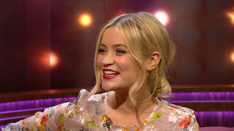 The Ray D'Arcy Show Extras: Laura Whitmore