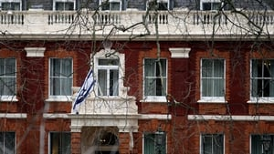 The Israeli embassy said the employee was not a diplomat