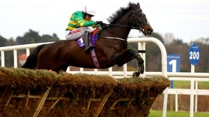 Slowmotion impressed on the way to victory at Naas