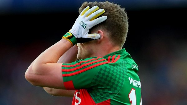Mayo suffered a surprise defeat at the hands of NUI Galwau