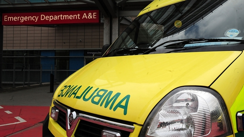Red Cross chief executive Mike Adamson said the organisation is working in 20 A&E departments in NHS hospitals