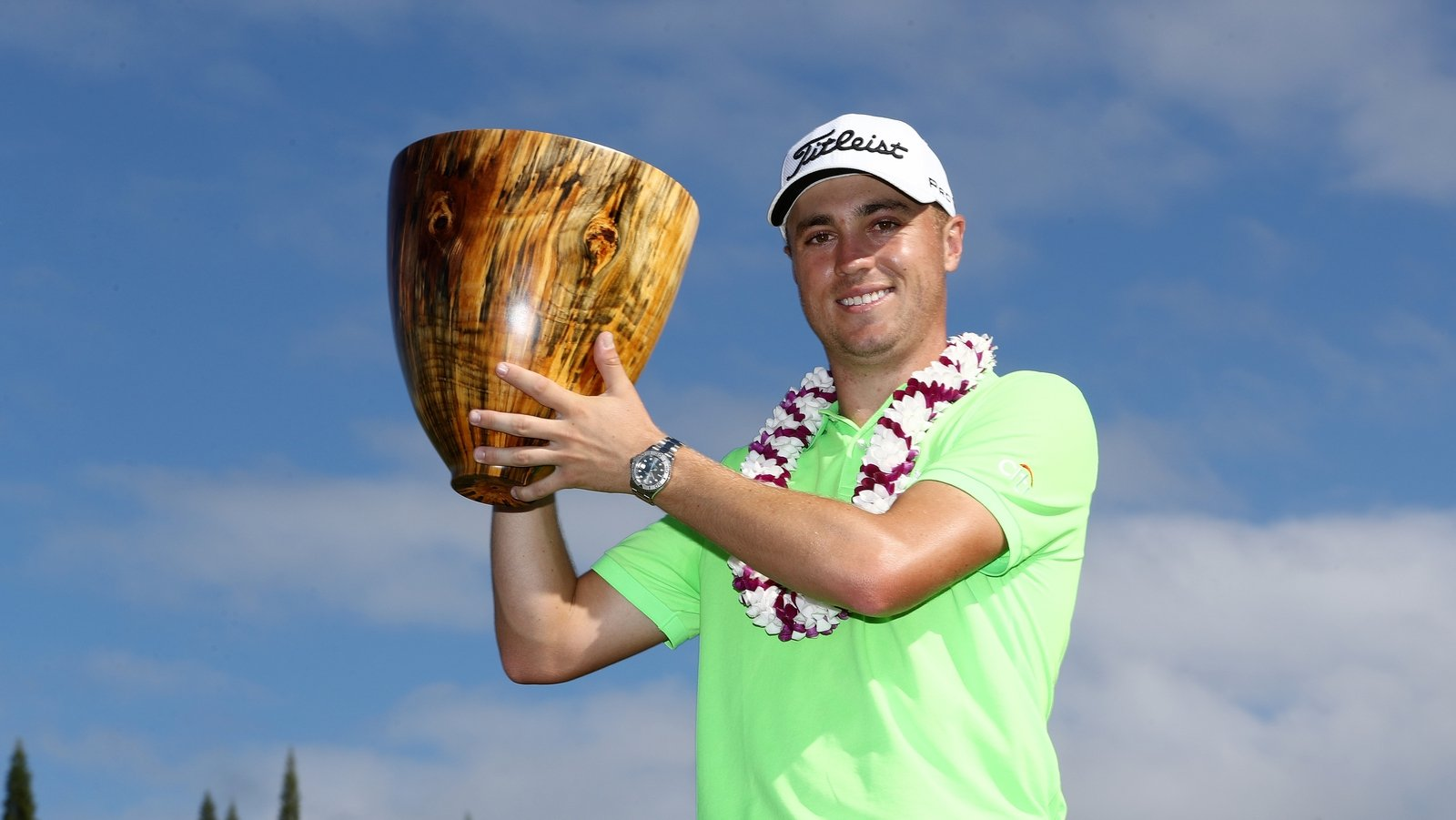 Justin Thomas claims Tournament of Champions win