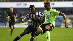 Jordon Ibe failed to make any impact as Bournemouth exited the FA Cup