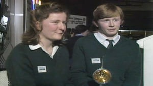 1987: Shock And Pride For Young Scientist Winners
