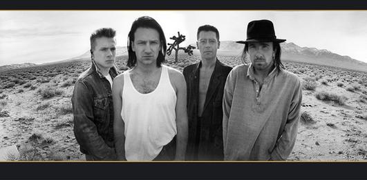 U2's Joshua Tree