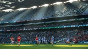 Action from the 2016 All-Ireland club football finals - a new date in the calendar for that fixture may result if the CPA proposals come to pass