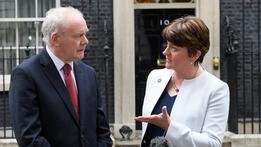 Martin McGuinness Resignation Report