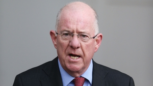 Charlie Flanagan said 'the Government is very mindful of the need to protect the integrity of the principles and institutions of the Good Friday Agreement'