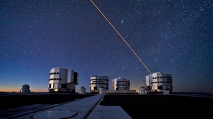 Prof Ray will use a range of instruments including those of the European Southern Observatory