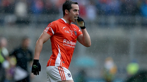 Aaron Kernan wants to see an end to brawls and violence in the GAA