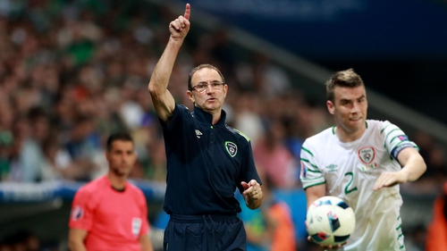 Martin O'Neill is set to be in Dublin this week
