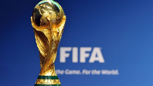 48 teams will compete for the World Cup trophy in 2026