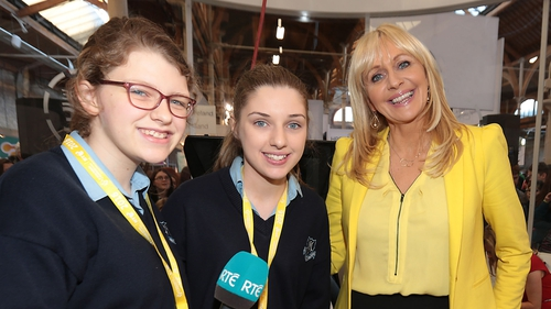 Miriam O'Callaghan will be on hand to put the interview skills of BTYSTE participants to the test
