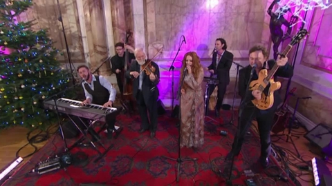 "New Year's Eve Live: ""Song for Ireland"""