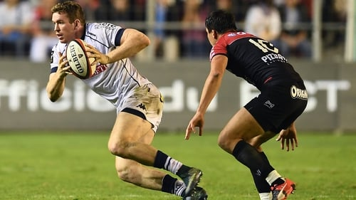 Grenoble's Irish centre Chris Farrell has been linked with a move to Munster