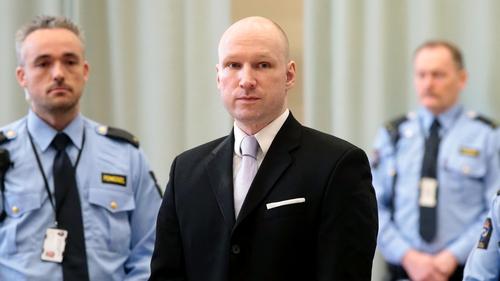 Top court: mass murderer Breivik's rights weren't violated
